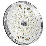 Goobay 30598 LED Einbaustrahler, 4,5 W kalt-weiß