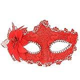 OHQ Disfraz MáScara Gras Flower Diamond Masquerade Halloween para Fiesta Baile De GraduacióN Encaje De Mardi Cosplay Halloween Almohada Halloween Juguete