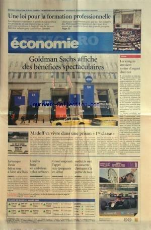 figaro-economie-le-no-20204-du-15-07-2009-une-loi-pour-la-formation-professionnelle-goldman-sachs-af