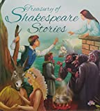 Treasury Of Shakespeare Stories (Treasury Series)