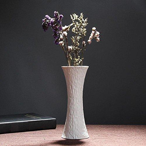 LUXURYDREAM Elegantes Modernes Einfaches Art-Neuheit-Entwurfs-Normallack-Ausgangsdekor, Tabellen-Mittelstück, Küche-Dekoration-Porzellan-Vase , B