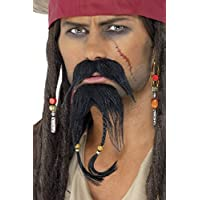 Pirate goatee for adults (accesorio de disfraz)