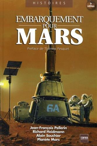 Embarquement pour Mars