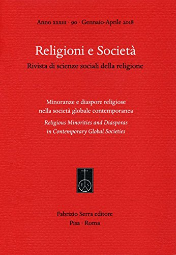 Religioni e società. Rivista di scienze sociali della religione. Ediz. italiana, inglese e spagnola (2018): 90