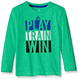 adidas Little Boys' Active Long Sleeve T...