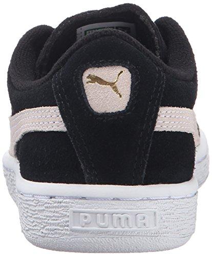 Puma Chaussures en Daim PRÉ-Scolaire Black/White