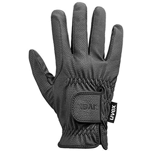 Uvex Unisex- Erwachsene Sportstyle Winter Reithandschuhe, schwarz, 7.5