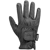 Uvex Unisex - Guantes de equitación de Invierno para Adultos, Color Negro, tamaño 6.5