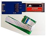 M-ware Electronics Verwenden Sie eine M.2 NVMe SSD am ExpressCard-34-Slot, z.B. für Samsung 950/960 EVO. ID19499