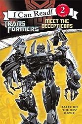 Transformers - Meet the Decepticons: I Can Read! 2: v. 2 by Jennifer Frantz Jennifer Fox (2007-06-04)