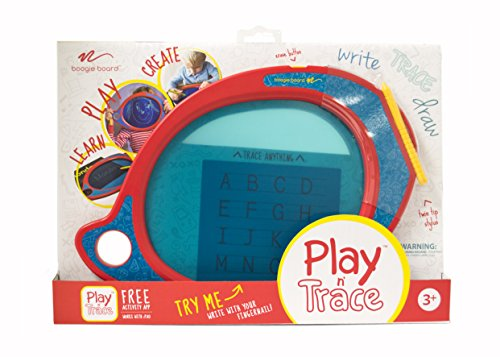 Kent Displays PL0310001 Boogie Board Play N' Trace LCD eWriter rot