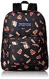 JanSport Superbreak Polyester 25 Ltrs Multi Butcher Block School Backpack (JS00T5010KQ)