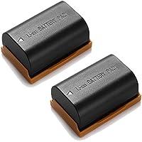 Powerextra 2 Baterías Canon LP-E6, LP-E6N Batería para Canon EOS 60D, 70D