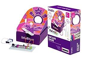 littleBits Arcade Game - Juguetes y Kits de Ciencia para niños (8 año(s), Niño/niña,, 154 mm, 198 mm, 66 mm)