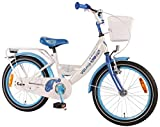 Kubbinga Fille Volare Paisley pour vélo Taille unique blanc/bleu