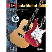 Basix R, Guitar Method, Book 4
