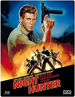 Night Hunter - Uncut - Futurepak mit 3D Lenticular [Blu-ray]