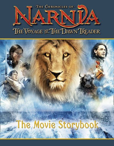 The voyage of the Dawn Treader : movie storybook