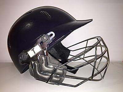Casco de bateo de cricket prueba ligero prueba estándar protección totalmente de críquet
