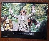 6 photos couleurs (30 cm x 24 cm) de Barry Lyndon (1975), film réalisé par Stanley Kubrick avec Ryan O'Neal, Marisa Berenson - Petits trous de punaises aux quatre coins sans dommage sinon bon état.