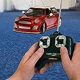 Officiel Funky rétro rouge Remote Control R/C Mini Cooper réplique jouet - Gift Boxed