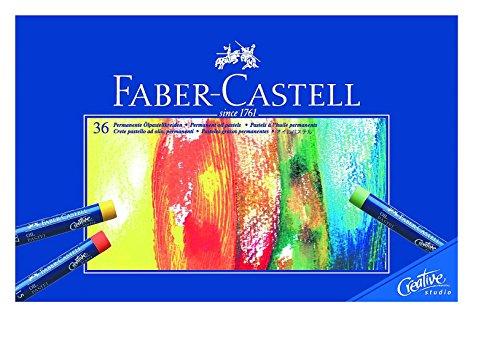 faber-castell-127036-pasteles-de-aceite-36-unidades-multicolor