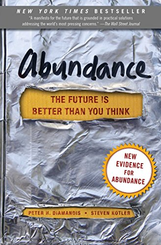 Abundance: The Future Is Better Than You Think par Peter Diamandis
