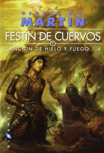 Canción de hielo y fuego: FESTIN DE CUERVOS 04 - 2 TOMOS (Gigamesh Bolsillo)