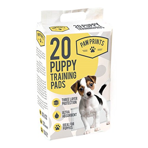 Hamptons Direct 20 Pack Training Pads for Puppies