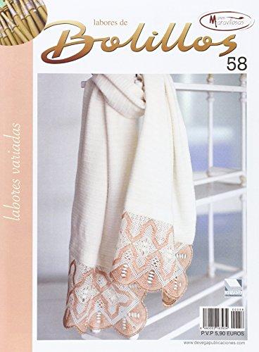 LABORES DE BOLILLOS 58
