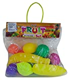 #6: Khanna and Sons Pvc Fruit and Vegetable Set - Small Pack