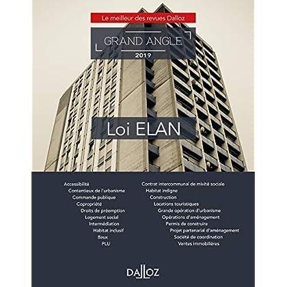 La loi Elan - Nouveauté