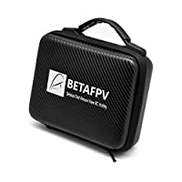 BETAFPV Backpack Carrying Case Blade Inductrix Storage Box with Foam Liner for Tiny Whoop Eachine E010 etc