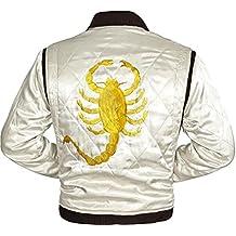 Moda Hombre de RYAN GOSLING famoso Drive Scorpion para hombre