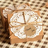 Imported Phenovo Kraft Paper Blank Card ...