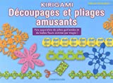 Kirigami Decoupages et Pliages Amusants
