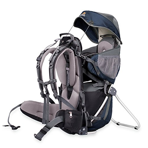 - Kindertragerucksack - Set mit der kompletten Ausstattung ()