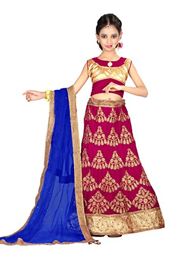 Surupta Maroon Color Velvet Embroidered Circular Designer Lehenga Choli Of Size 28