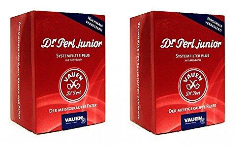 VAUEN 2X Dr. Perl Jumax 180er - Vorratspack (360 Filter)