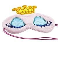 Prinzessinen Schlafmaske (pink), Vergiss die Welt um Dich herum und träum Dich in Dein eigenes Königreich - Qualität... preisvergleich bei billige-tabletten.eu