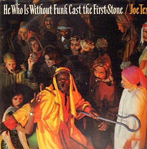 He Who Is Without Funk Cast The First Stone [Vinyl LP] - Joe Black Cast