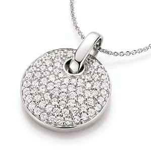 Spirit - New York Damen-Halskette 925 Sterling Silber Si rhod. 43cm 99000893430