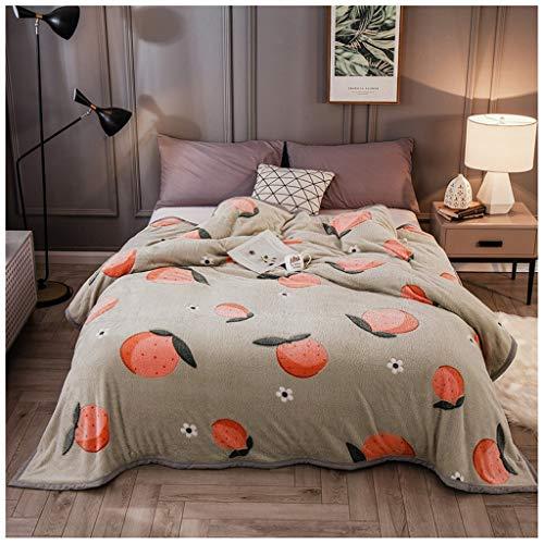 Decke Super Weiche Baumwolle Kaschmir Häkeln Sofa Abdeckung Decke Winter Bett Bettwäsche Warme Weiche quilt Bett Wirft(L:120,150,180,200CM W:200,230CM) Bettwäsche ( Color : A , Size : 150X200CM ) -