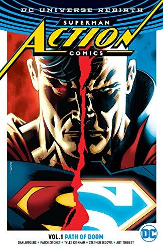 Superman - Action Comics (2016-) Vol. 1: Path of Doom (English Edition)