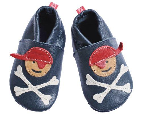 Rastejando 1023 Paul Sola marinho Anna Com Couro Sapatos Azul amp; De Piratear qpXxtTw
