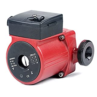 AceFox Circulating Pump for Central Heating System Replacement Circulator Pump