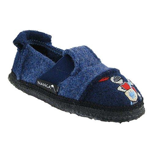 Sapatos Jovem Chinelos Azul Quentes Chinelos Jovens Gallux C5aSqwUC