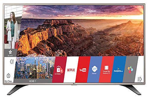 LG 32LH602D 81 cm (32 inches) HD Ready Smart LED IPS TV (Black)
