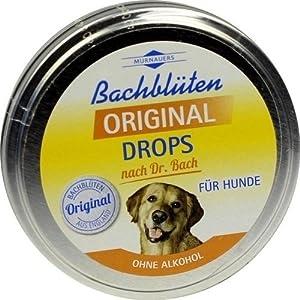 BACHBLÜTEN Original Hunde Drops nach Dr.Bac 50 g