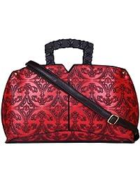 ISweven Women's Stylish Handbag | PU Leather Shoulder Bags For Women | Women's Satchel | Party Wear Handheld Sling... - B07CZL8451